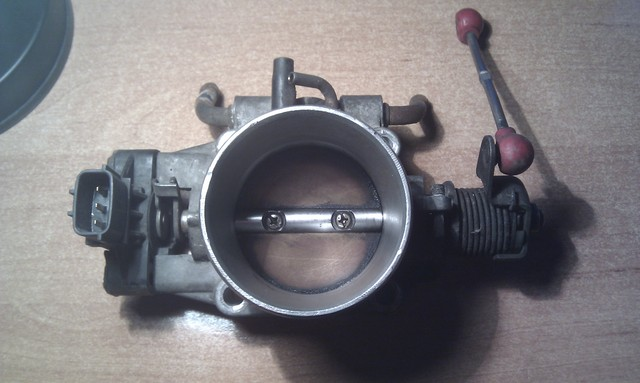 Which 60-65mm throttle body (TB) for easy upgrade on CA18