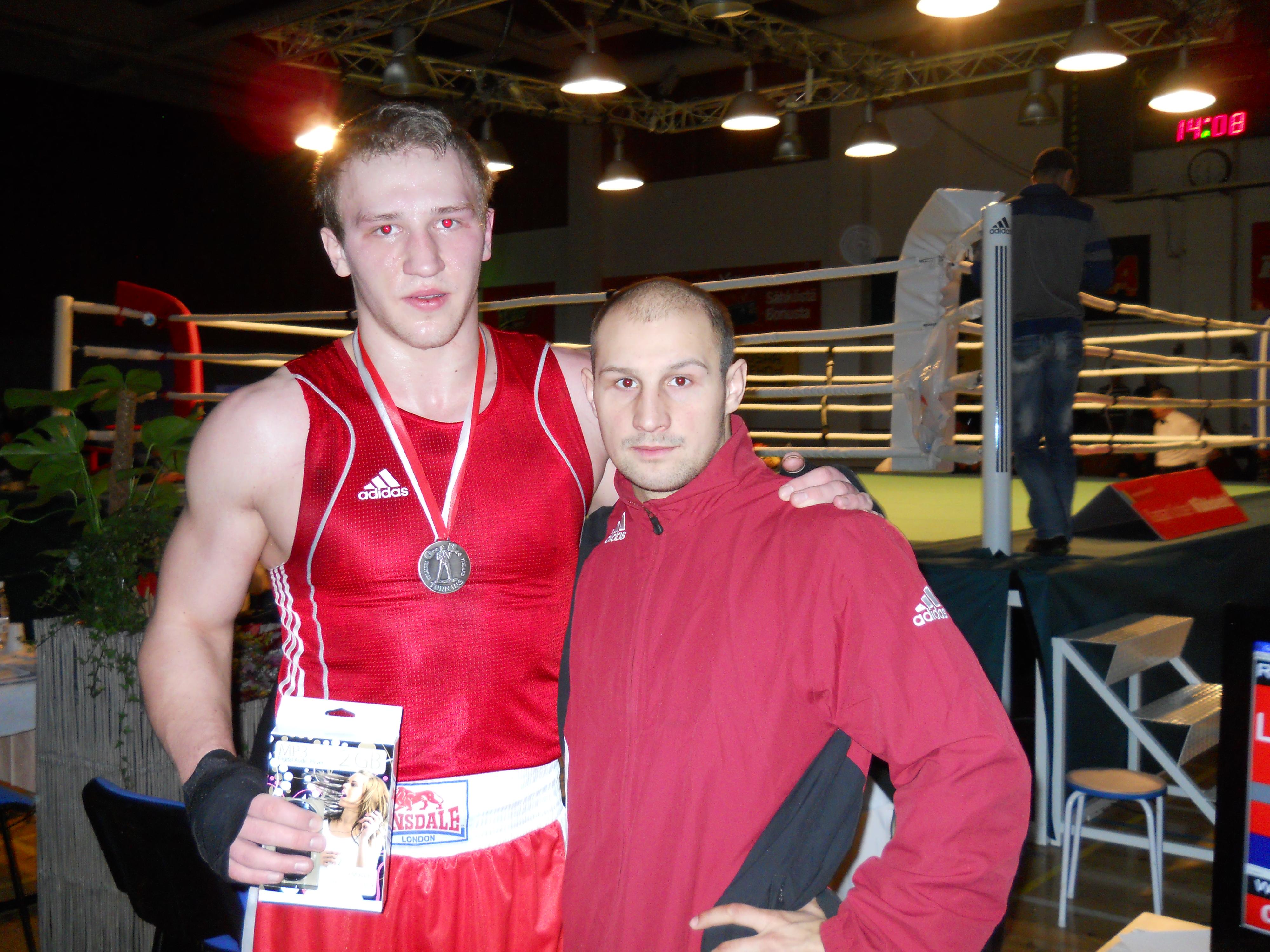 Nikita Maculevics, Ilja Zilinskis