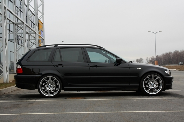 Would It Fit On E46