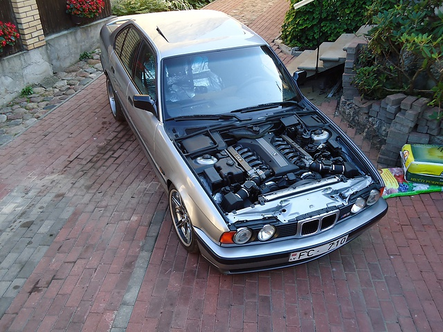 1988 BMW 524td Automatic E34 related infomation,specifications ...