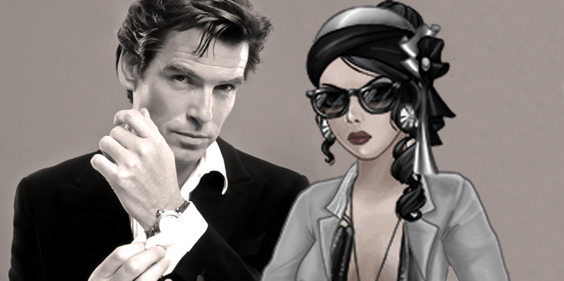 brosnan bond girls