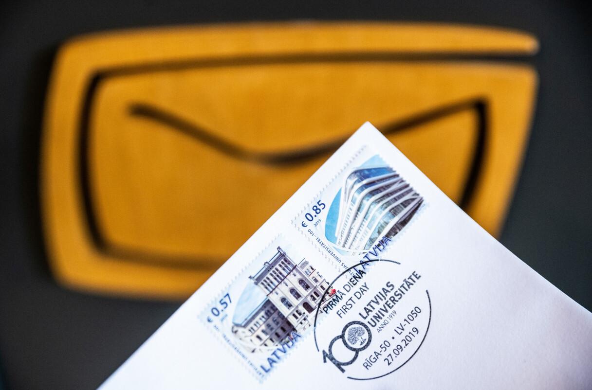 """""""Latvijas pasts"""" uz laiku slēdz 253 nodaļas laukos; sūtījumus var pieteikt saņemšanai mājās"""