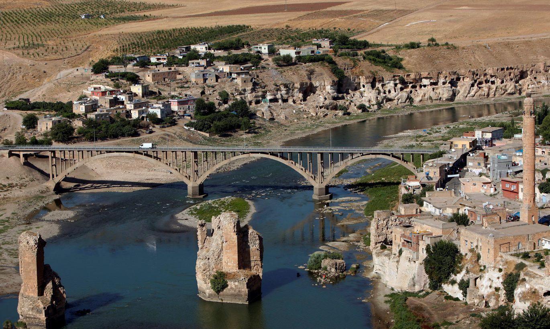 Fotostāsts (18): senā Turcijas pilsēta, kura drīz būs zem ūdens