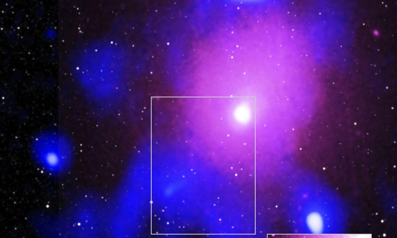 Astronomi atklājuši lielāko sprādzienu kosmosā