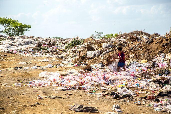 Lielbritānija katru gadu izmanto 1,2 miljardus tonnu materiāla
