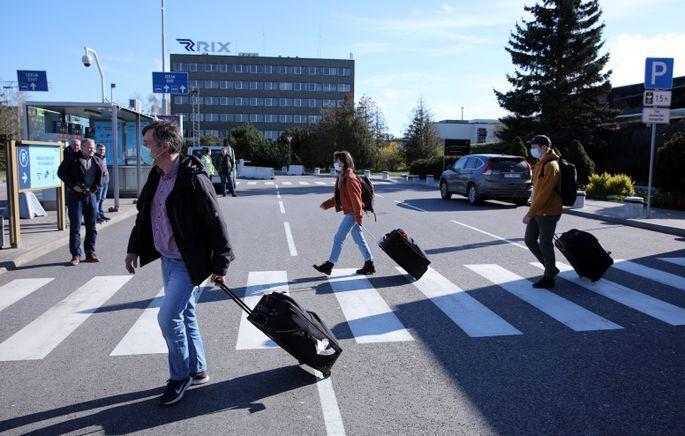 Šodien notiek repatriācijas reisi no Zviedrijas, Austrijas, Nīderlandes, Vācijas, Dānijas un Kipras