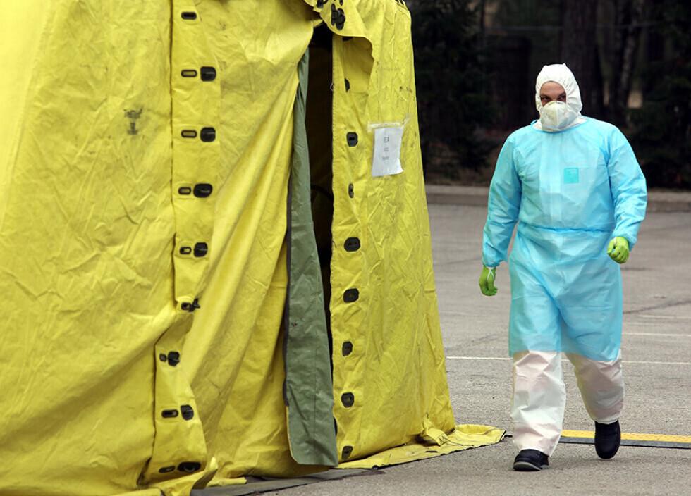 Pagājušajā diennaktī Latvijā miris vēl viens Covid-19 pacients; inficēšanās atklāta 6 personām