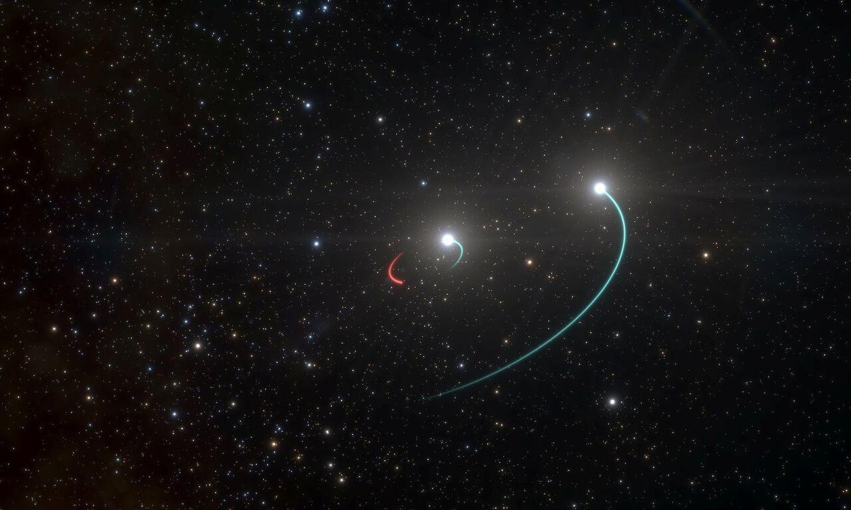 Atklāts Zemei tuvākais zināmais melnais caurums