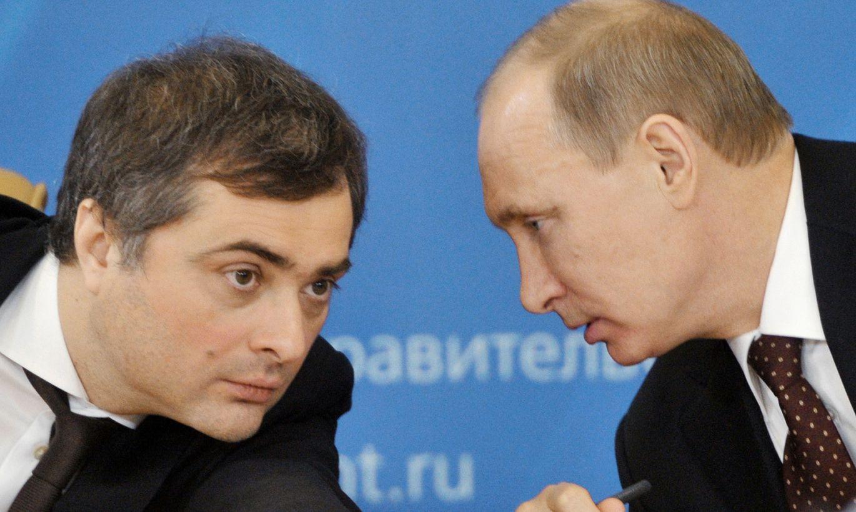 Bijušais Putina pelēkais kardināls: Ukraina Donbasu neatgūs nekad