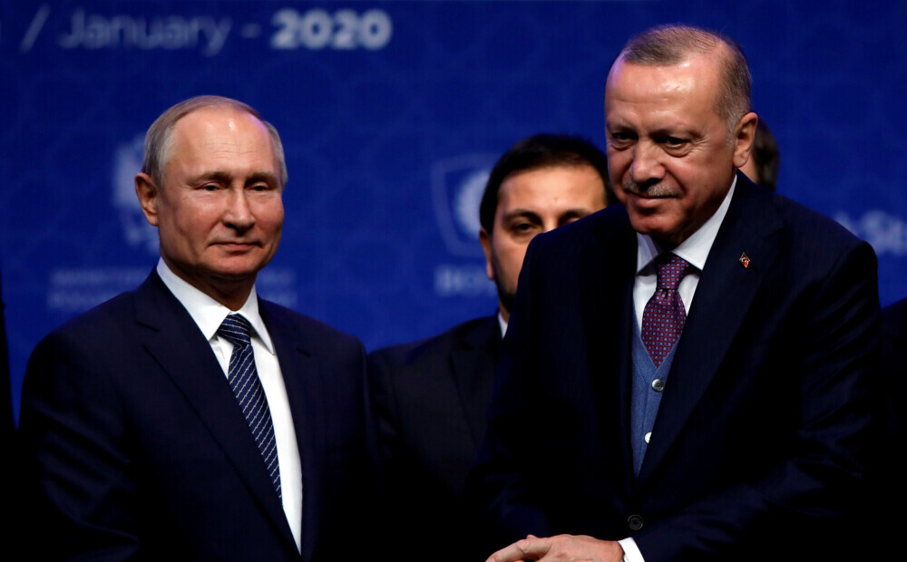 Erdoans pieprasa Putinam