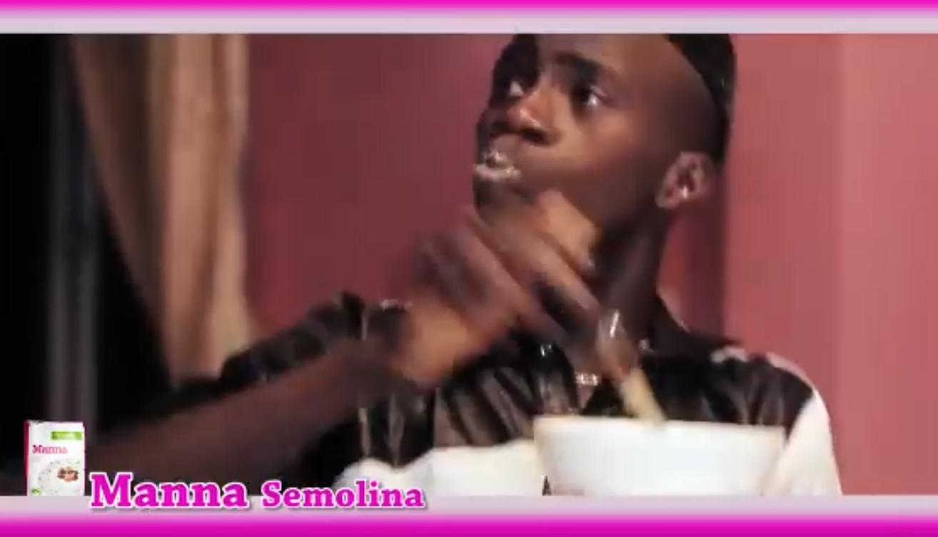 Video: Gambijā uzņemta latviešu mannā putras reklāma. Vērts redzēt