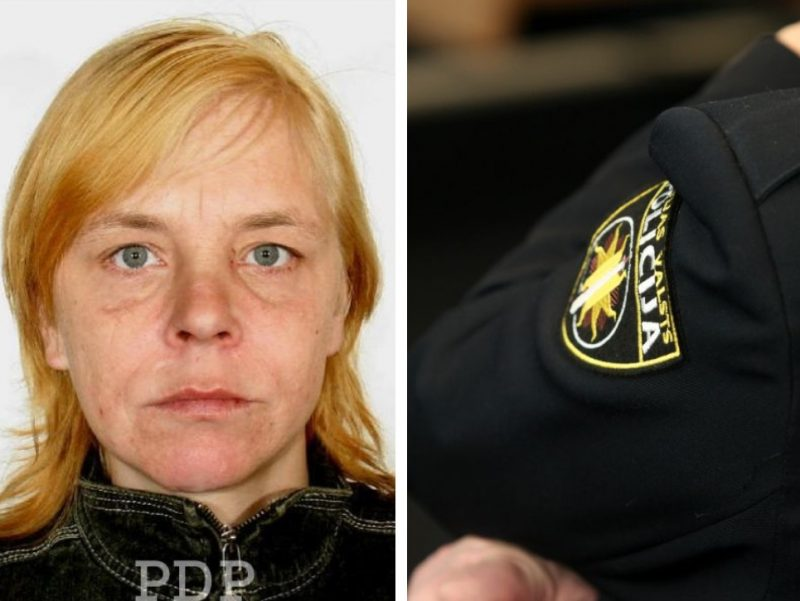 Ilze izgājusi no ārstniecības iestādes Duntes ielā Rīgā un pazudusi