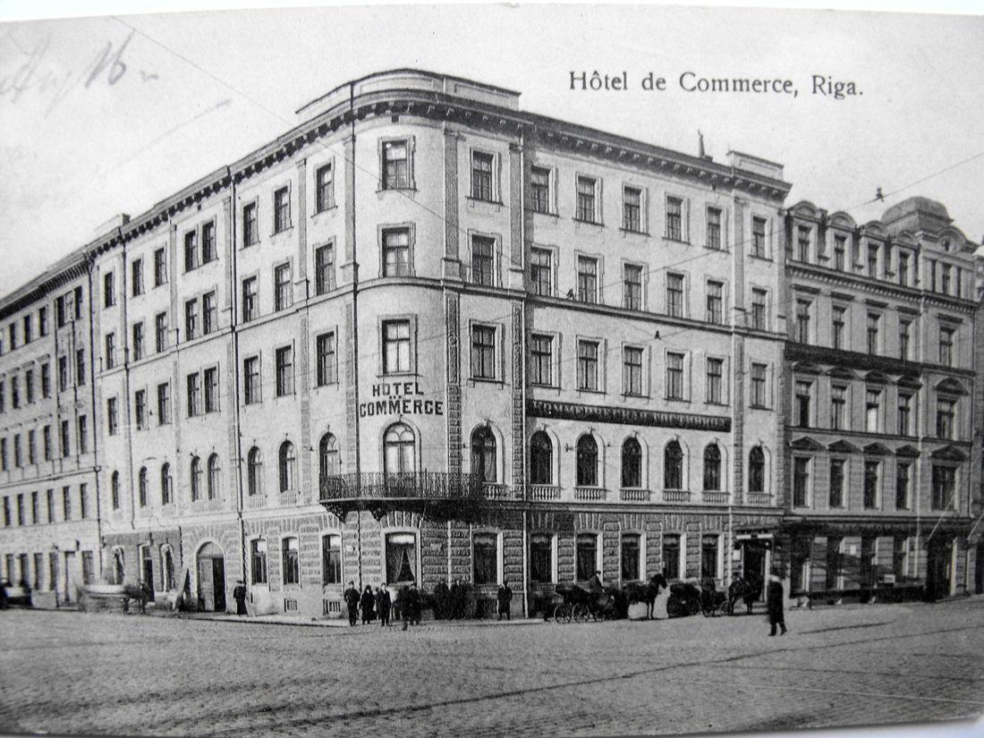 Kas pasniegts labākajā Rīgas restorānā pirms 100 gadiem?
