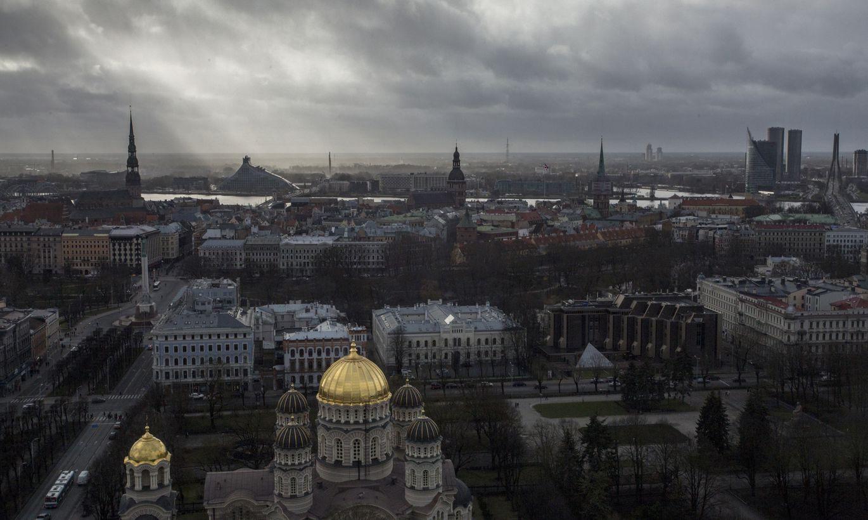 Latvijā pērn lēnākā ekonomikas izaugsme Baltijā