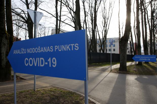 Latvijā reģistrēti astoņi jauni Covid-19 gadījumi