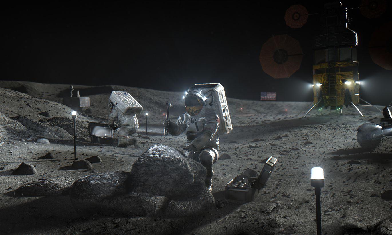 NASA pavisam drīz plāno uz Mēness nogādāt astronautus
