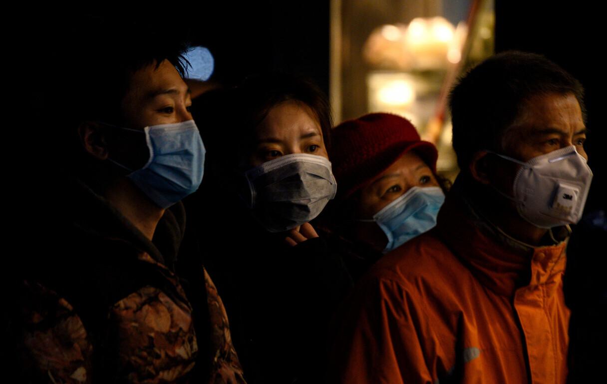 No koronavīrusa mirušo skaits Ķīnā jau pārsniedz 1500