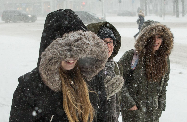 Sinoptiķi prognozē, ka nedēļas nogalē būs ļoti nepatīkami laikapstākļi