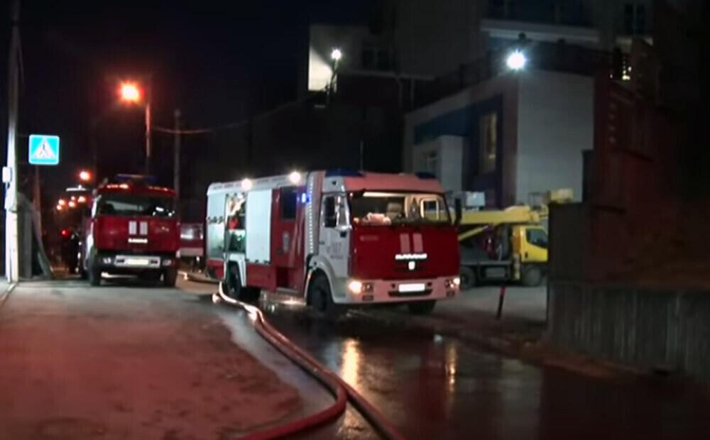 Ugunsgrēkā Maskavas pansionātā gājuši bojā četri un ievainoti 16 cilvēki