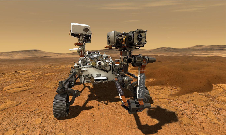 Uz nākamā Marsa pašgājēja borta būs 10,9 miljoni vārdu un 155 esejas