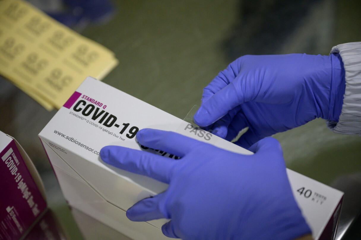 Vēl 42 cilvēki Latvijā saslimuši at Covid-19; kopējais saslimušo skaits 347