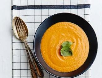 Zupa ar papriku